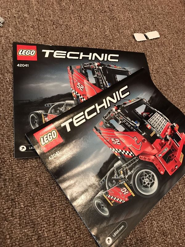 LEGO 42041 Technic Race Truck Review