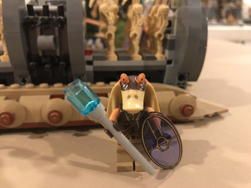 Lego Star Wars - 75086 Battle Droid Troop Carrier review