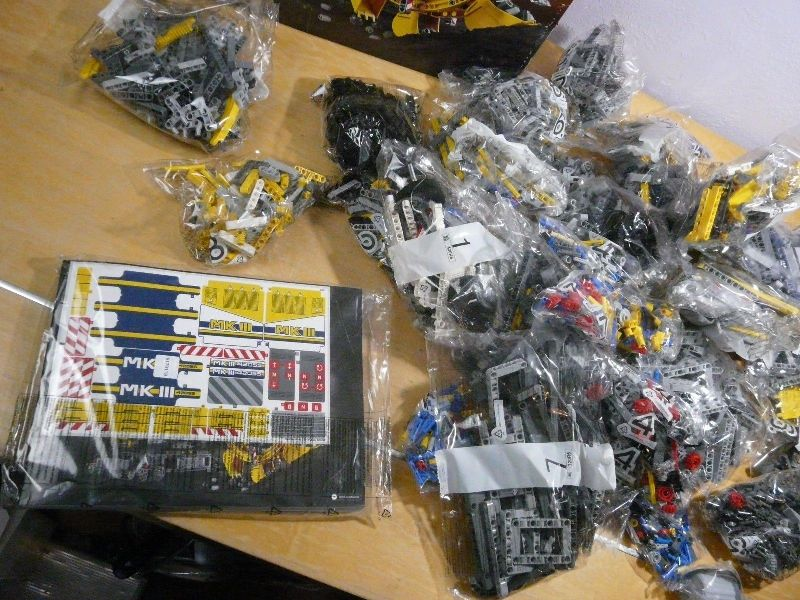 lego 40255 bags