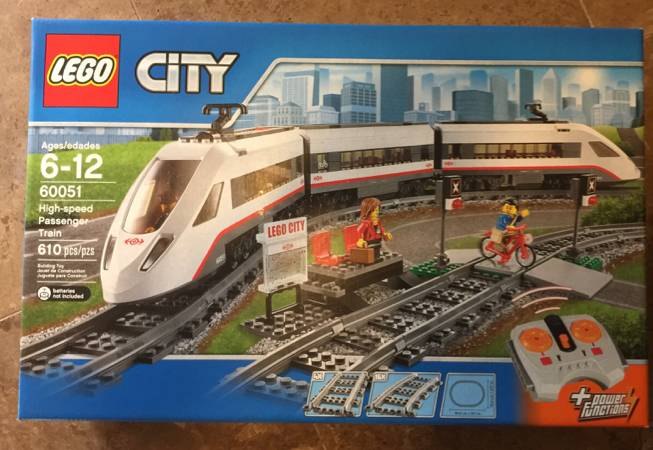 lego 60051 front box