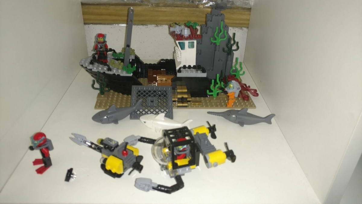 lego 60095 review
