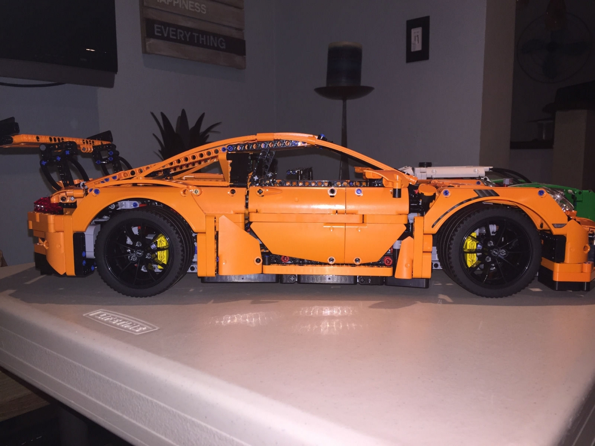 100 Lego Porsche Life Size Full Size Lego Mustang